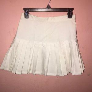 vintage tennis skirt 🎾